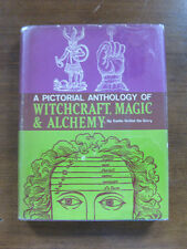 ANTHOLOGY WITCHCRAFT MAGIC ALCHEMY Emile Grillot De Givry - 1st 1958 University
