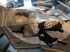 Williams Sonoma Dark Moon napkins  Halloween set 4  New without tag