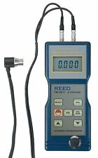 REED TM-8811 Ultrasonic Thickness Gauge, 0.05 to 7.9/1.5 to 200mm Range
