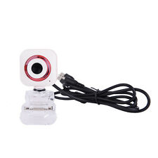 HD Camera Web Cam with Mic Clip-on for PC Computer Notebook Laptop Webcam