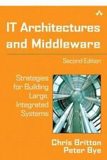 IT Architectures and Middleware: Strategies for Building Large, Integr-ExLibrary