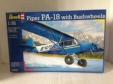 +++ Revell Piper PA-18 with Bushwheels 1:32 04890