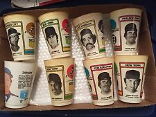 1978 1982 Slurpee Cup 7-11 MLB Baseball Lot - Fisk Pinella Porter Lopes Chamblis