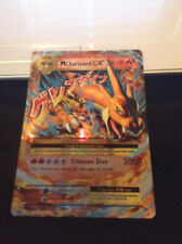 POKEMON XY EVOLUTIONS - HALF ART MEGA CHARIZARD EX 13/108 (NEW AND PACK FRESH)