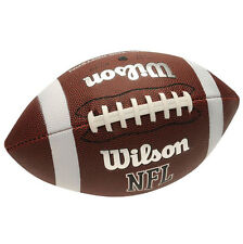 Wilson NFL TDS pattern Soft Grip American Football Official afvd Super Bowl nuevo