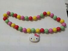 Hello Kitty Colorful Beads Stretch Necklace - SANRIO
