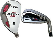 New King X750 Complete Hybrid Iron Custom Made Golf Club Set at Discount Prices!