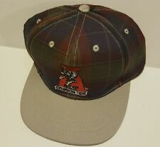 1990's UNIVERSITY OF ALABAMA ROLL TIDE  VINTAGE SNAP CAP  YOUTH