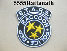 S.T.A.R.S. Raccoon Police Dep Resident Evil Patch Badge