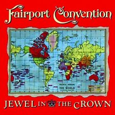 FAIRPORT CONVENTION - JEWEL IN THE CROWN  CD NEU