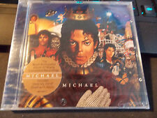 Michael by Michael Jackson (CD, 2010 Epic/Sony Music) Factory Sealed CD