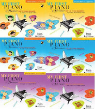 NEW FABER MY FIRST PIANO ADVENTURES 6 PACK LESSON BOOK 3 CD WRITING A, B, C SET