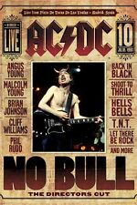 AC/DC ~ NO BULL 24x36 POSTER Music AC-DC AC DC Angus Young Concert Madrid Spain