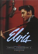 ELVIS PRESLEY - TODAY,TOMORROW AND FOREVER 4 CD NEU