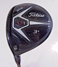 Titleist Golf 915F 3+ Fairway Wood  LH 13.5 Deg Diamana D+80 Stiff Flex Used