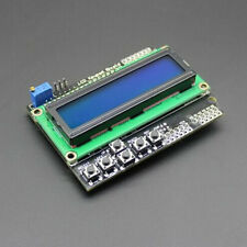 LCD Keypad Shield LCD1602 Module Display For Arduino ATMEGA328 Raspberry Useful