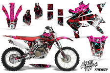 AMR Racing Honda CRF450X Graphic Kit Dirt Bike Decals MX Sticker Wrap 05-16 FRNZ