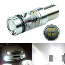 NEW 1156 BA15S 100W LED 20-SMD Cree Projector Fog Driving DRL Light Bulbs