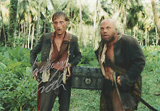 MACKENZIE CROOK Signed 12x8 Photo PIRATES OF CARIBBEAN  COA