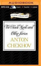 The Black Monk and Other Stories by Anton Chekhov (2015, MP3 CD, Unabridged)