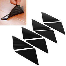 Rug Carpet Mat Grippers Non Slip Grip Pad Anti Skid Washable Silicone