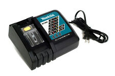 New Makita DC18RC Li-ion 7.2V - 18V 18 Volt LXT Rapid Battery Charger Genuine