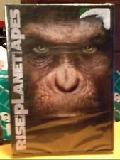 RISE OF THE PLANET OF THE APES BRAND NEW DVD ACTION MOVIE MONKEY DRAMA