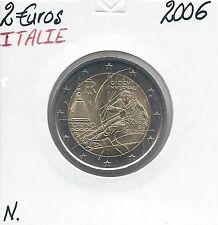 2 Euros - ITALIE - 2006 // Qualité: Neuve