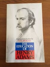 The Education of Henry Adams, An Autobiograph (introduction by D.W. Brogan)