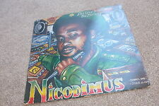 ♫ NICODIMUS 1982 ROOTS REGGAE LP Hit Bound ‎SCIENTIST RADICS  DANCEHALL LISTEN