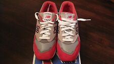 Mens New Balance CM1600RK Size 8.5, Red/Grey/White/Black