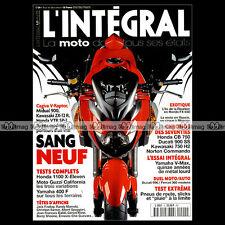 L'INTEGRAL N°4 HONDA X11 YAMAHA 1200 VMAX JACK FINDLAY DUCATI 996 & 900 SS 1999