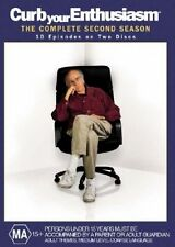 Curb Your Enthusiasm Series : Season 2 : NEW DVD