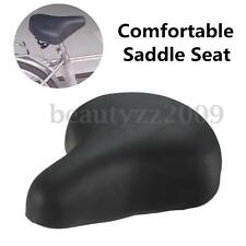 Bike Bicycle Cycling Comfortable Wide Profile Saddle Seat 26 Type Universal