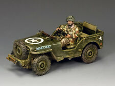 MG053 Airborne Jeep by King and Country