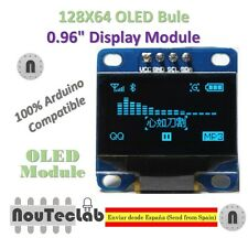 OLED Display 128X64 OLED LCD LED Display Module For Arduino I2C IIC SPI Serial