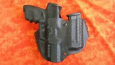 HOLSTER WITH EXTRA MAG BLACK KYDEX FN 5.7 MK2 FIVE SEVEN HERSTAL