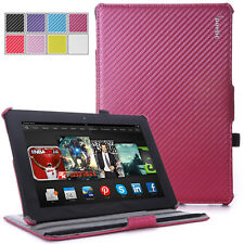 Poetic Strapback Stand Leather Case Cover for Amazon Kindle Fire HDX 8.9 CF MAG