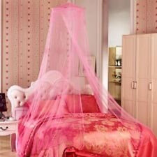Mosquito Net Bed Canopy, Pink