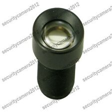 M12 Mount 25mm MTV Interface Lens for CCTV Security Camera F2.0 14.6 Degree