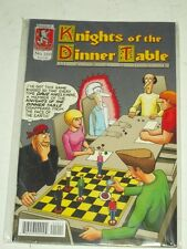 KNIGHTS OF THE DINNER TABLE #210 KENZER & COMPANY JULY 2014