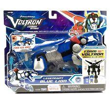 Robot Voltron Combinable Lions Intelli Tronic Figure Blue Lion
