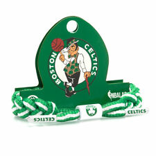 Rastaclat NBA Boston Celctics Green Basketball Shoelace Bracelet RC001CLT