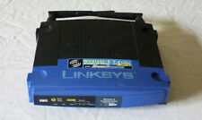 CISCO LINKSYS WRT54GS VERSION 7 WIRELESS G BROADBAND ROUTER W/ 4 PORT SWITCH