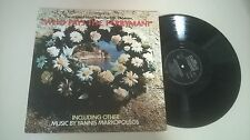 LP OST Yannis Markopoulos - Who Pays The Ferryman (11 Song) INTERCORD / BBC