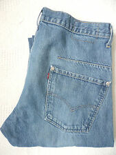 LEVI'S TYPE I TWISTED ENGINEERED JEANS W32 L32 STRAUSS BLUE LEVF850