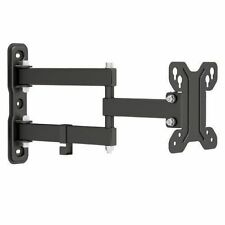 Tilt Swivel LCD LED Monitor TV Wall Mount Bracket 14 17 19 20 21 22 23 24 inches