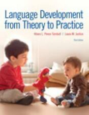What's New in Communication Sciences and Disorders: Language Development from...