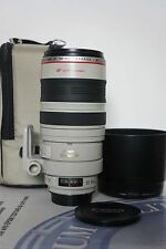 Canon 100-400mm IS L lens