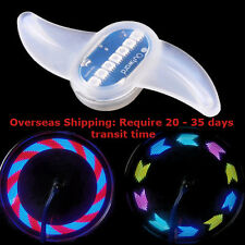 1PC Bike Cycling Bicycle Wheel Tire 7 LED 5050 SMD Spoke Flash Light Colorful